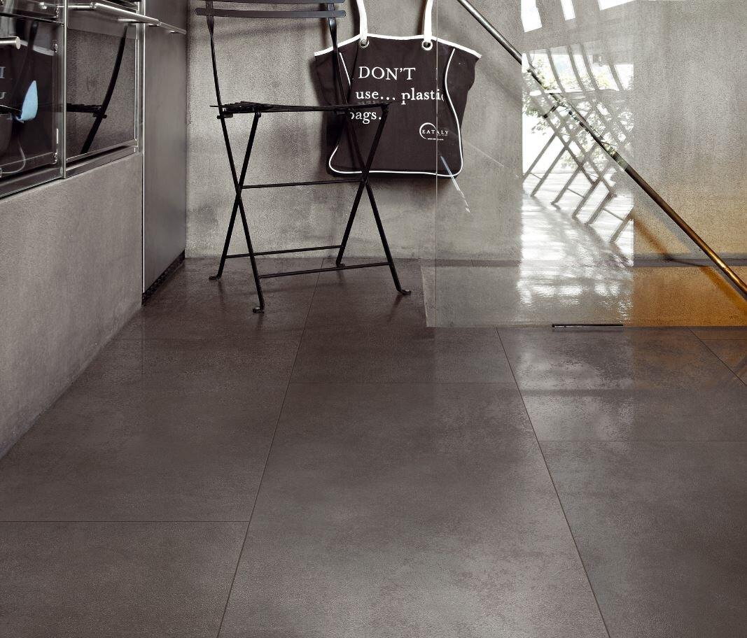 Floorgres Industrial Plomb Nat Rett